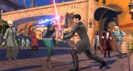Podpásovka od EA: The Sims 4 balíček o Star Wars
