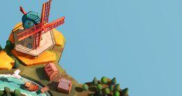 Dorfromantik je budovatelská hra, u které si konečně odpočinete