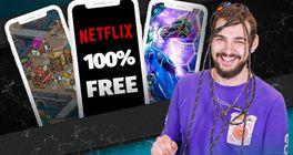 Netflix na mobilu zdarma? Je to virus!