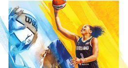 NBA 2K22 má poprvé na obalu ženu, PC hráči next-gen nedostanou