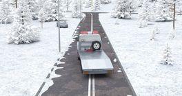 V novém simulátoru budeme pomáhat řidičům v nesnázích