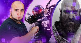 God of War se blíží a Crysis pojede na Switchi!