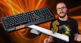 Canyon Hazard GK-6 - mechanická klávesnice za tisícovku?