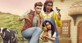 Paní Muchlzadková opět na scéně, aneb Život na venkově v The Sims 4