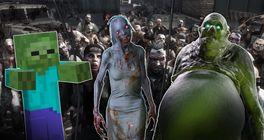 Videoherní zombíci - od nejhloupějších plazivců po uslintané aristokraty
