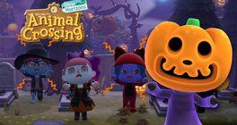 Do Animal Crossing: New Horizons přichází Halloween!