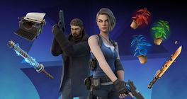 Fortnite láká hráče na hrdiny z hororové série Resident Evil