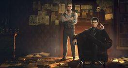 Nové video ukazuje Sherlock Holmes: Chapter One v kostce