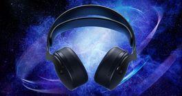 Oficiální sluchátka s mikrofonem pro PS5 se budou prodávat v černé barvě