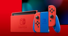 Nintendo vydá Switch v ikonickém designu Maria