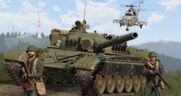 Československá lidová armáda dorazila do Army 3