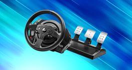 Nejlepší herní volant? Thrustmaster T300 RS a pedály T3PA