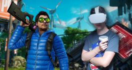 Konečně pořádný battle royale pro VR?  Population: One - Recenze