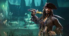 Do Sea of Thieves dorazili zdarma Piráti z Karibiku - hráli jsme rozšíření s Jackem Sparrowem