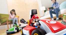 Mario Kart Live: Home Circuit promění váš obývák v závodní trať