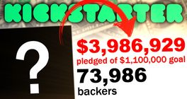 TOP 5 - Kickstarter her, které za to stály