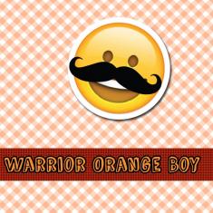 warrior-orange-boy