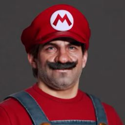 Super-Mario-from-super-Mario-4k-for-Nintendo-Switch-OLED-Display