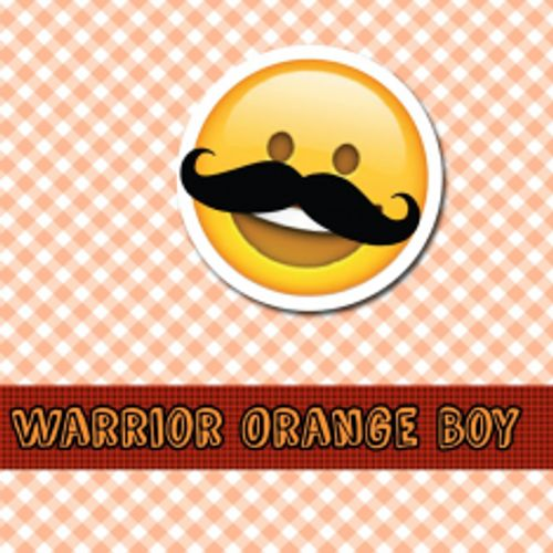 warrior-orange-boy