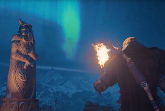 Další trailer Asssassin's Creed Valhalla se zaobírá norskou mytologií