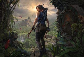 Netflix chystá animované seriály Tomb Raider a Ostrov lebek