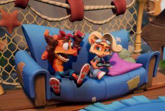 Blíží se nový Crash Bandicoot? Média a influenceři dostávají dárečky