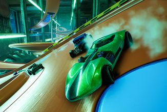 Šílené tratě v Hot Wheels Unleashed budete stavět i ve skateparku