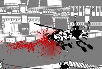 Tahová strategie a akční boje s rituálními vraždami. To je hra Aztez.