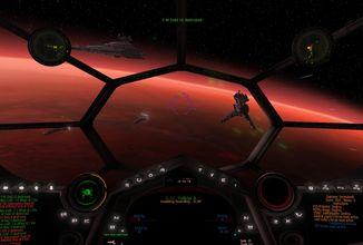 TIE Fighter Total Conversion je fanouškovská předělávka v enginu Star Wars: X-Wing Alliance