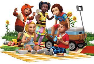 Kolekce plná roztomilosti pro The Sims 4