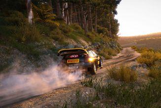 Nové etapy, vozidlo a režim spolujezdce ve WRC 9
