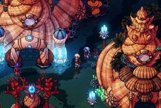 Tvůrci The Messenger oznámili tahově založené RPG Sea of Stars