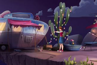 Komediální adventura 3 Minutes to Midnight chce být lepší díky Kickstarteru