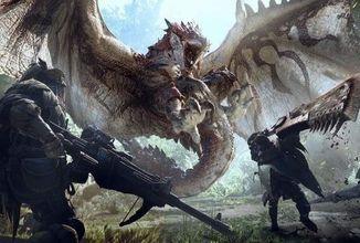 Monster Hunter: World dostává podporu DLSS