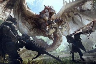 Monster Hunter: World dostává podporu DLSS
