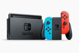 Na Switch vyšlo loni více her než na Xbox One a PS4 dohromady