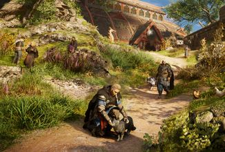 Vaše osada v Assassin's Creed Valhalla bude důležitou částí hry