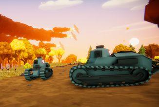 Malebná grafika, spousta jednotek a map. To je Total Tank Simulator zasazen do druhé světové války