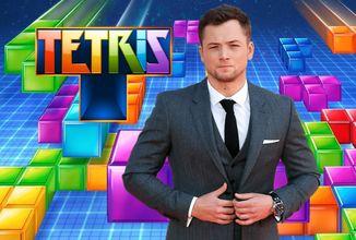 V biografickém filmu Tetris si zahraje Taron Egerton