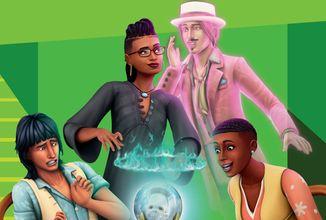 Představena kolekce The Sims 4: Paranormálno