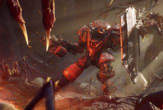 BioWare se stále snaží předělat Anthem od základů