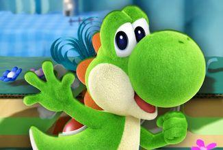 Yoshi's Crafted World je krásná plošinovka s plejádou zábavných nápadů, hraje se ale dobře?