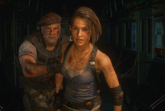 Nový trailer láká na vydání Resident Evil 3