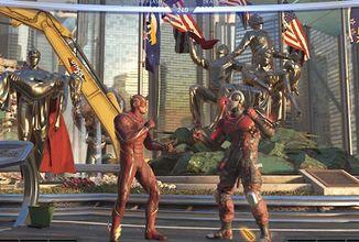 Zanedlouho vypukne turnaj v Injustice 2