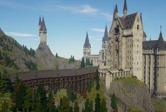 Stáhněte si do Minecraftu komplexní prostředí z Harryho Pottera, veteráni DayZ chystají masivní survival