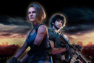 Resident Evil 3 okrajuje i tam, kde to není nutné