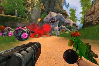 Serious Sam 2 se dočkal nové aktualizace. Čtyřka zase modovacích nástrojů