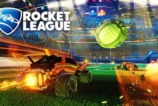 Nintendo Switch vážně žije. Nyní si zahrajeme i Rocket League!