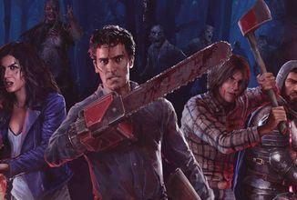 Evil Dead: The Game je asynchronní hororová akce