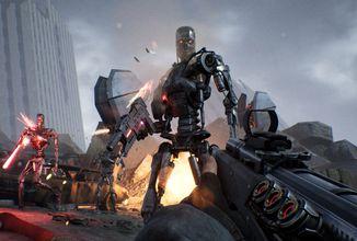 Oznámen Terminator: Resistance. Jde o singleplayerovou střílečku